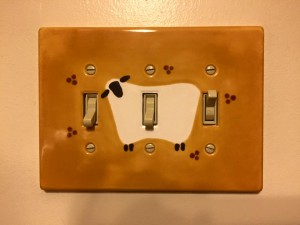 Sheep Switchplate